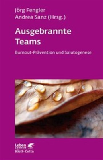 eBook Ausgebrannte Teams Cover