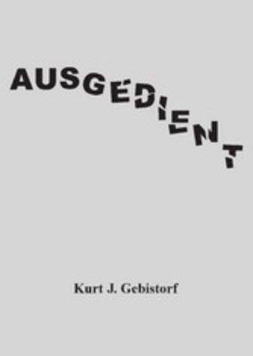 eBook Ausgedient Cover