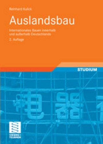 eBook Auslandsbau Cover