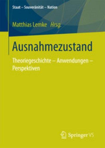 eBook Ausnahmezustand Cover