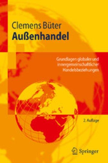 eBook Außenhandel Cover