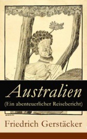 eBook Australien (Ein abenteuerlicher Reisebericht) Cover