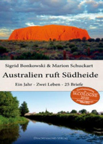 eBook Australien ruft Südheide Cover