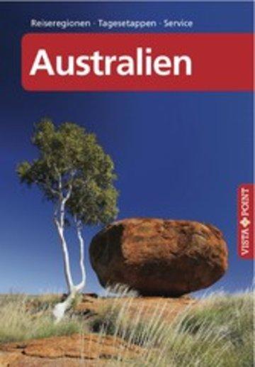 eBook Australien - VISTA POINT Reiseführer Reisen A bis Z Cover