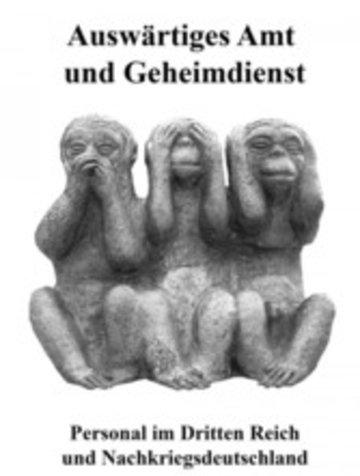 eBook Auswärtiges Amt und Geheimdienst Cover