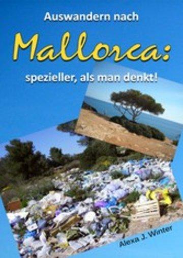 eBook Auswandern nach Mallorca: spezieller, als man denkt. Cover
