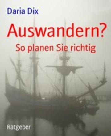 eBook Auswandern? Cover
