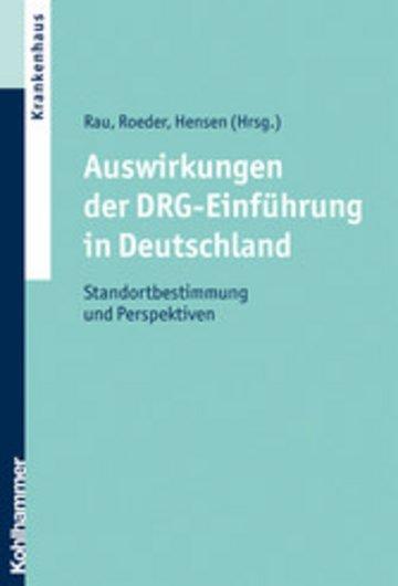 eBook Auswirkungen der DRG-Einführung in Deutschland Cover