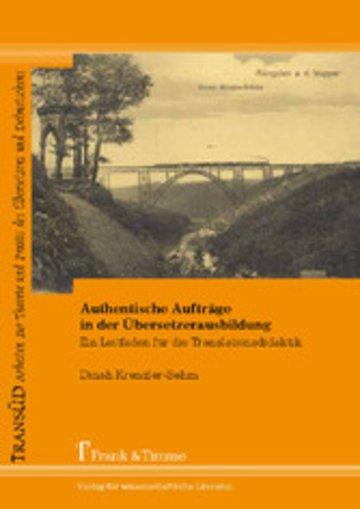 eBook Authentische Aufträge in der Übersetzerausbildung Cover