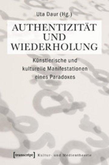 eBook Authentizität und Wiederholung Cover