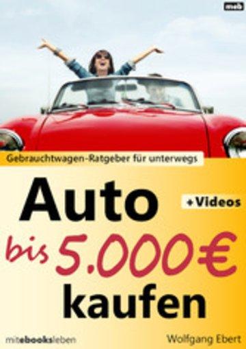 eBook Auto bis 5.000 Euro kaufen Cover