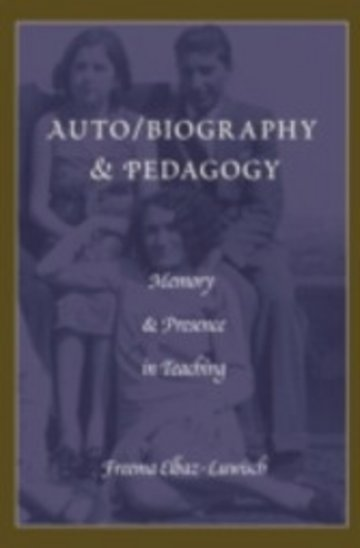 eBook Auto/biography and Pedagogy Cover