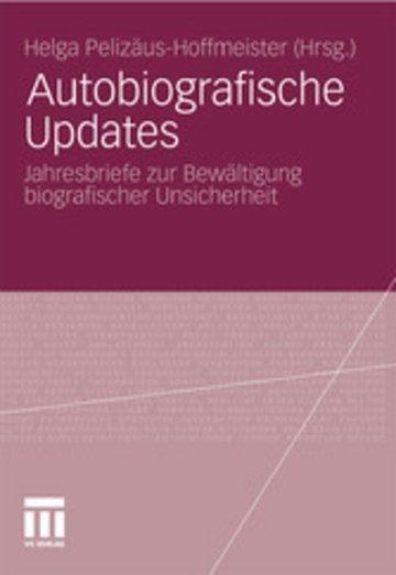 eBook Autobiografische Updates Cover