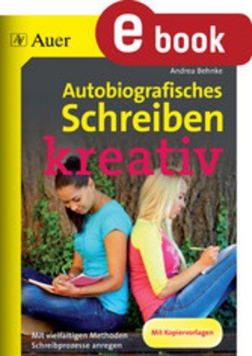 eBook Autobiografisches Schreiben - kreativ Cover