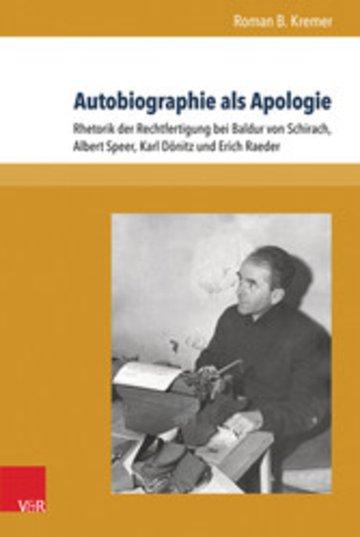 eBook Autobiographie als Apologie Cover