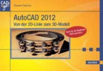 eBook AutoCAD 2012 Cover