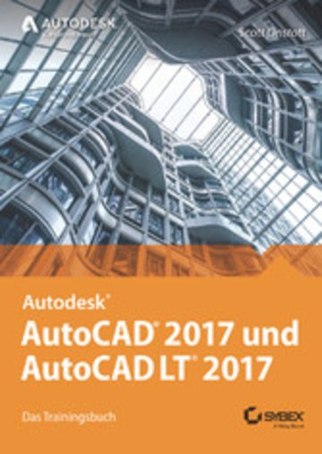 eBook AutoCAD 2017 und AutoCAD LT 2017 Cover