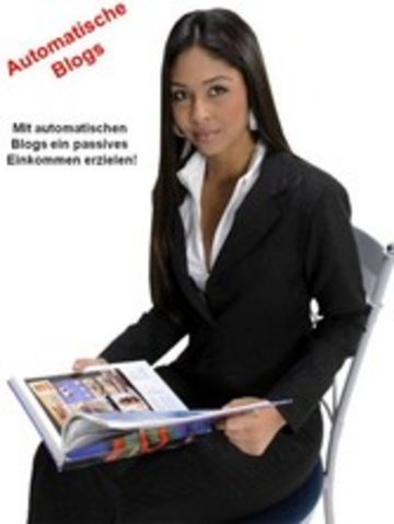 eBook Automatische Blogs Cover