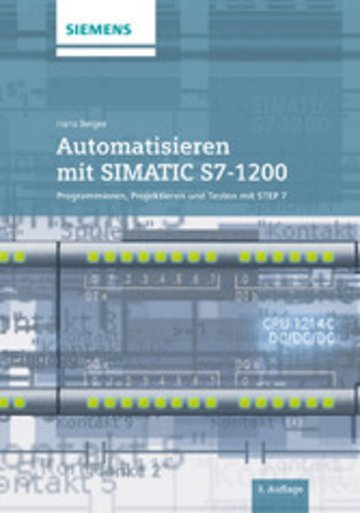 eBook Automatisieren mit SIMATIC S7-1200 Cover