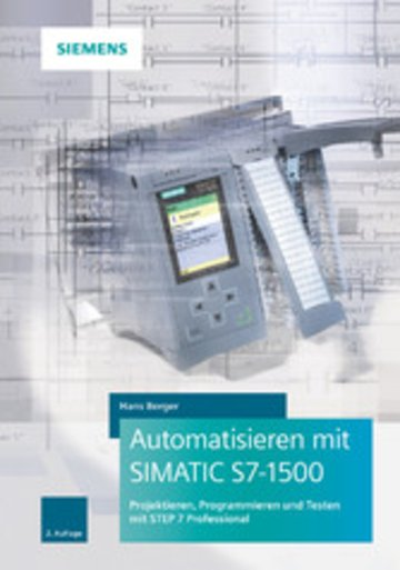 eBook Automatisieren mit SIMATIC S7-1500 Cover