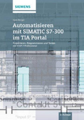 eBook Automatisieren mit SIMATIC S7-300 im TIA Portal Cover