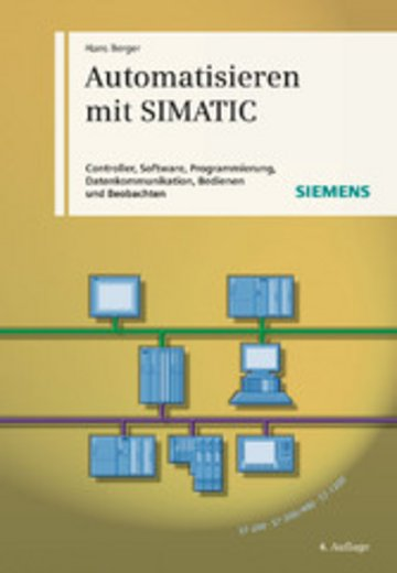 eBook Automatisieren mit SIMATIC Cover