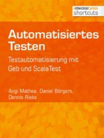 eBook Automatisiertes Testen Cover