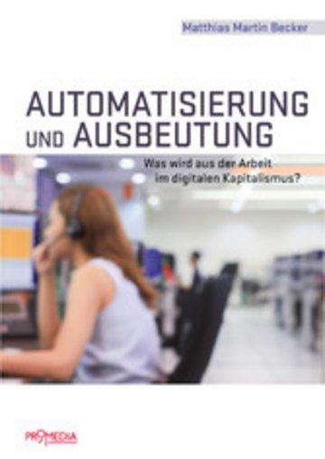 eBook Automatisierung und Ausbeutung Cover