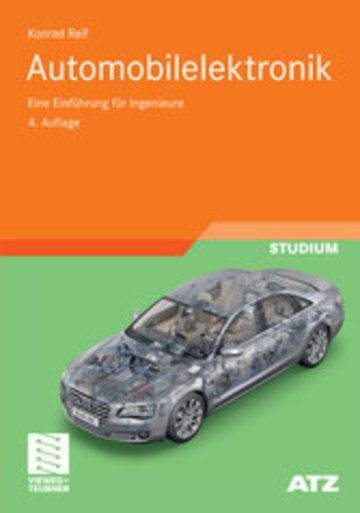 eBook Automobilelektronik Cover