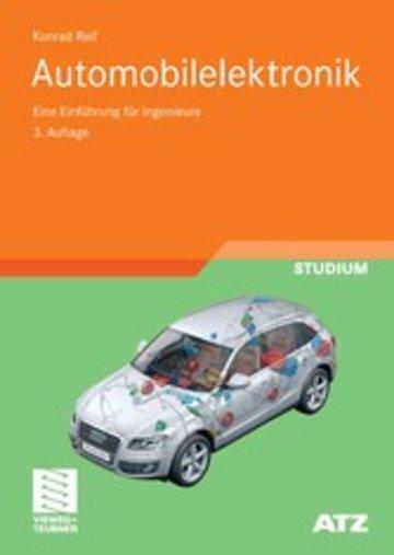 eBook Automobilelektronik Cover