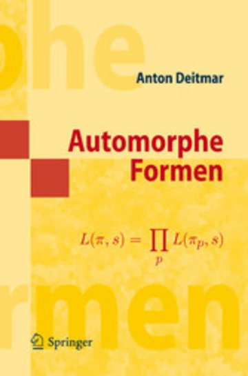 eBook Automorphe Formen Cover