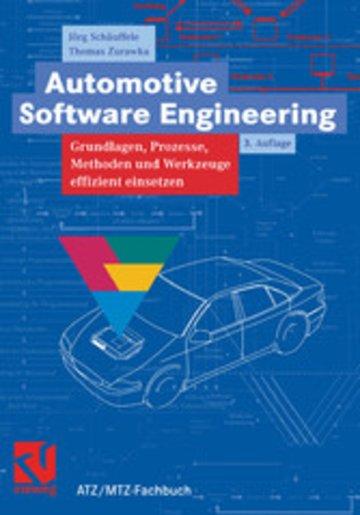 eBook Automotive Software Engineering Cover