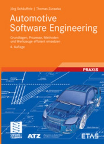 eBook Automotive Software Engineering Cover