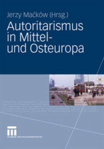 eBook Autoritarismus in Mittel- und Osteuropa Cover