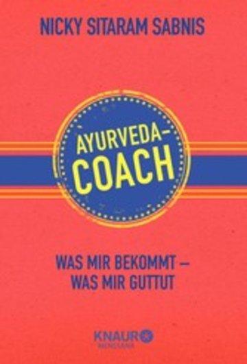 eBook Ayurveda-Coach Cover