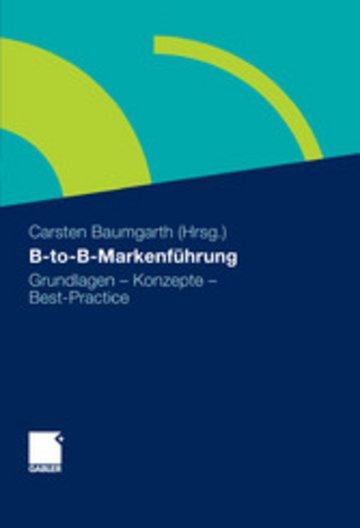 eBook B-to-B-Markenführung Cover