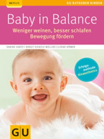 eBook Baby in Balance Cover