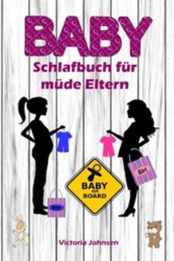 eBook Baby-Schlafbuch für müde Eltern Cover