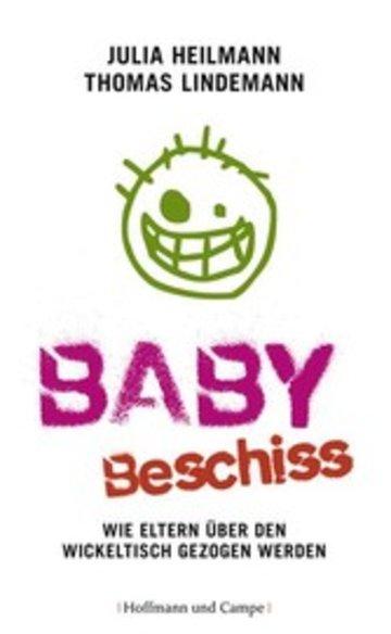 eBook Babybeschiss Cover