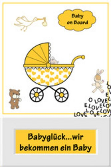eBook Babyglück...wir bekommen ein Baby Cover