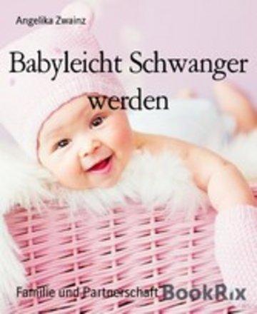 eBook Babyleicht Schwanger werden Cover