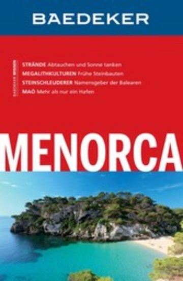 eBook Baedeker Reiseführer Menorca Cover