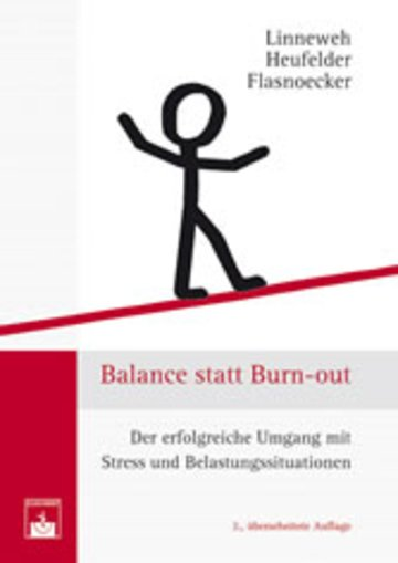 eBook Balance statt Burn-out Cover