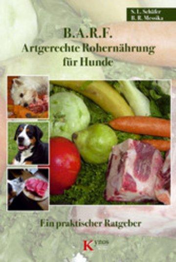 eBook B.A.R.F. - Artgerechte Rohernährung für Hunde Cover