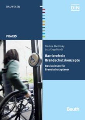 eBook Barrierefreie Brandschutzkonzepte Cover