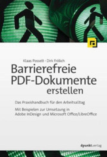 eBook Barrierefreie PDF-Dokumente erstellen Cover