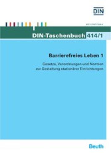 eBook Barrierefreies Leben 1 und 2 Cover