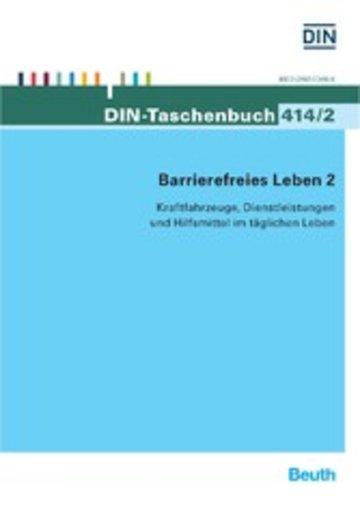 eBook Barrierefreies Leben 2 Cover