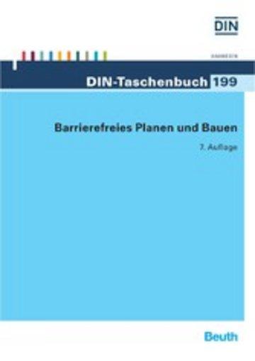 eBook Barrierefreies Planen und Bauen Cover