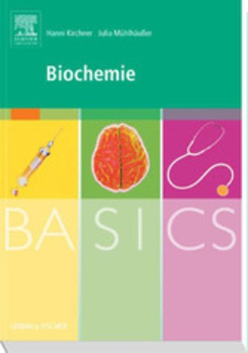 eBook BASICS Biochemie Cover